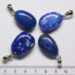Lápisz lazuli ásványmedál - 2-3cm-es formátlan csepp