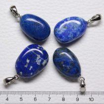 Lápisz lazuli ásványmedál - 2-2,5cm-es formátlan csepp