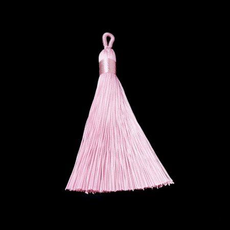 7,5cm-es bojt  - rózsaszín