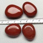 Vörösjáspis csepp marokkő /db