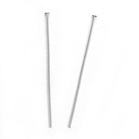 Nemesacél 6,5cm-es, 0,7mm vastagságú talpas szerelőpálca - 50db