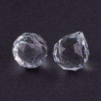 Szivárványkristály (feng shui kristály) - 3cm-es gömb