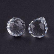 Szivárványkristály (feng shui kristály) - 4cm-es gömb