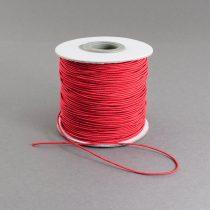 Kalapgumi 1mm vastagságú - piros /m