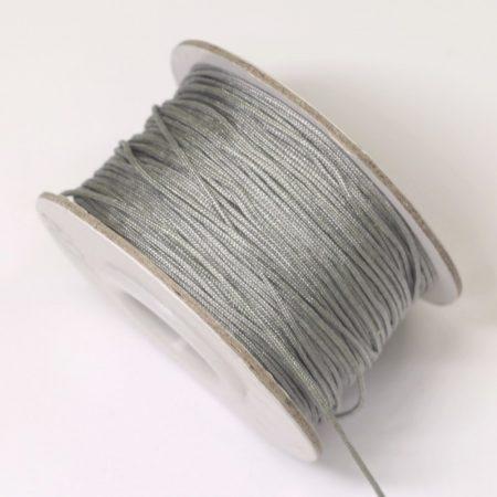Nylon shamballa zsinór 0,8mm vastagságú - m139 - kb. 40m