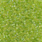 Miyuki Delica 11/0 DB-0174 - Transparent Chartreuse AB - 5g